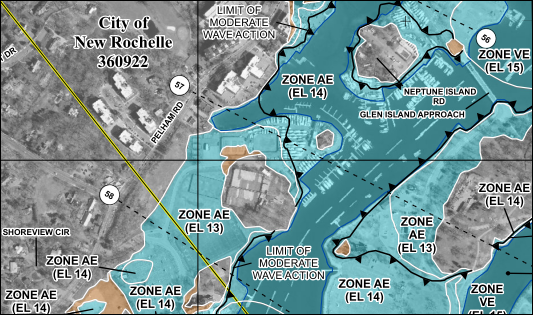 Flood Find | FEMA Flood Zone Maps